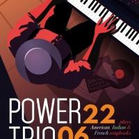 Power Trio @ Jeudis du Jazz